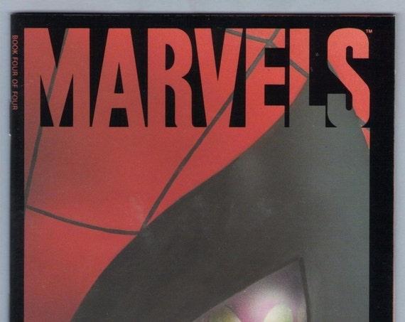 Marvels 4 Apr 1994 NM- (9.2)
