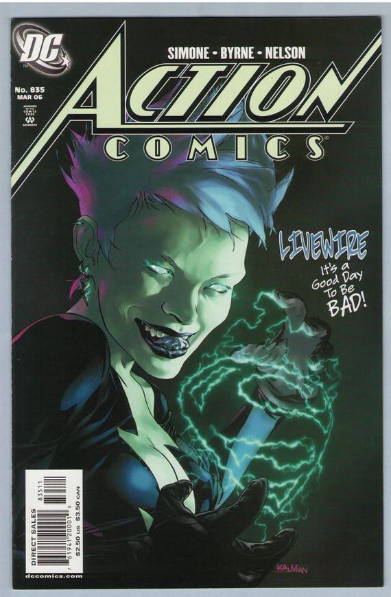 Action Comics 835 Mar 2006 NM- (9.2)