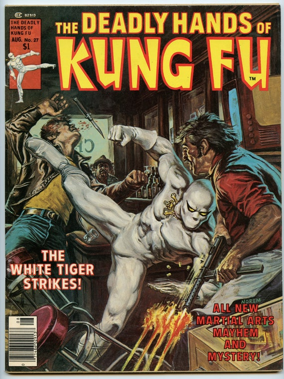 Deadly Hands of Kung Fu 27Aug 1976 FI (6.0)