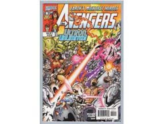 Avengers v3 20 Sep 1999 NM- (9.2)
