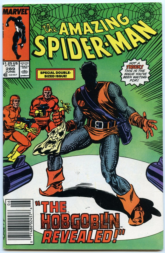 Amazing Spider-man 289 Jun 1987 FI-VF (7.0)