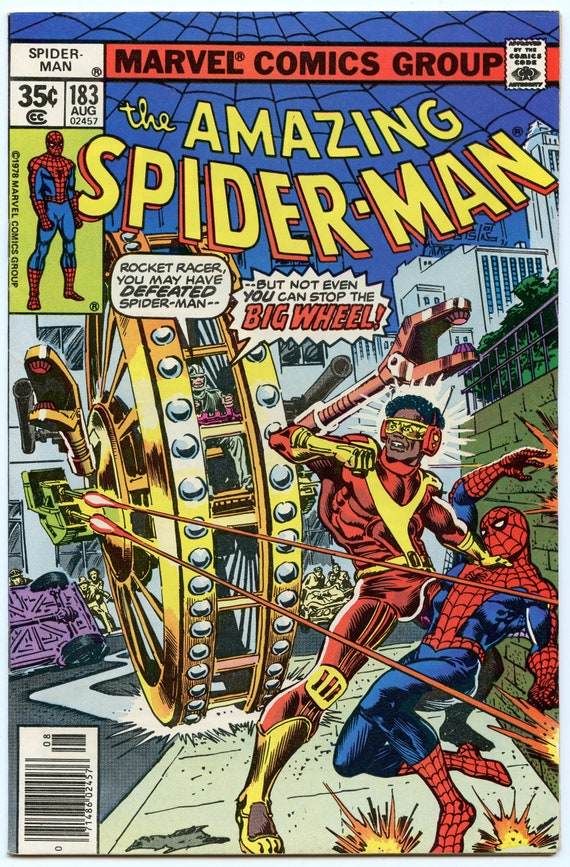 Amazing Spider-man 183 Aug 1978 VF-NM (9.0)
