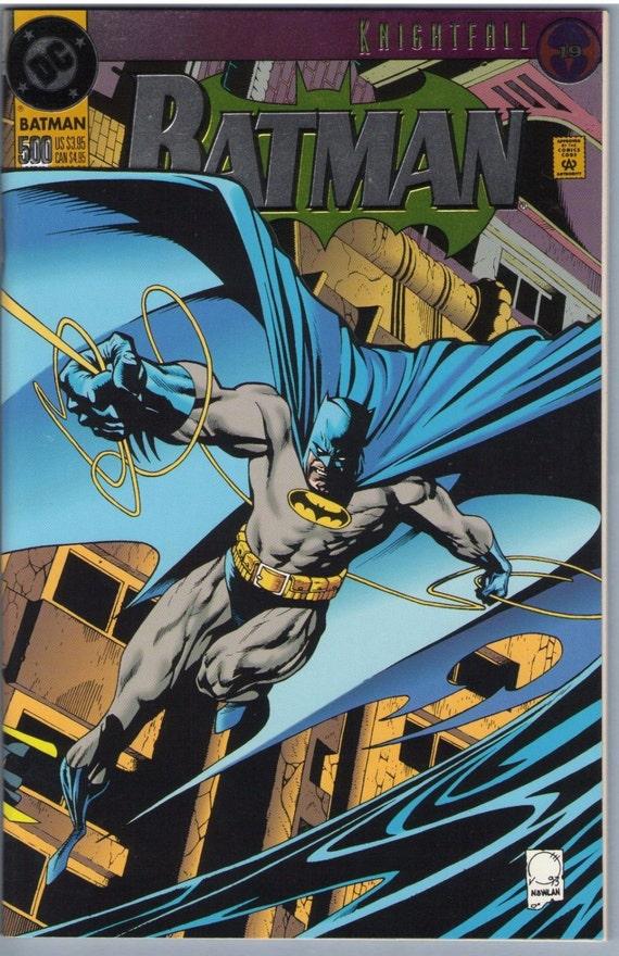 Batman 500 Oct 1993 NM- (9.2)