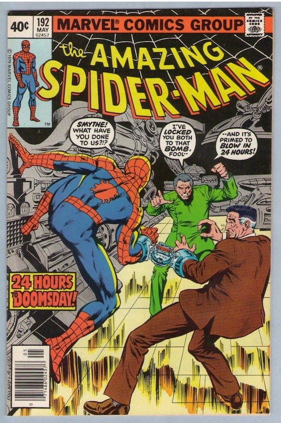 Amazing Spider-man 192 May 1979 VF-NM (9.0)