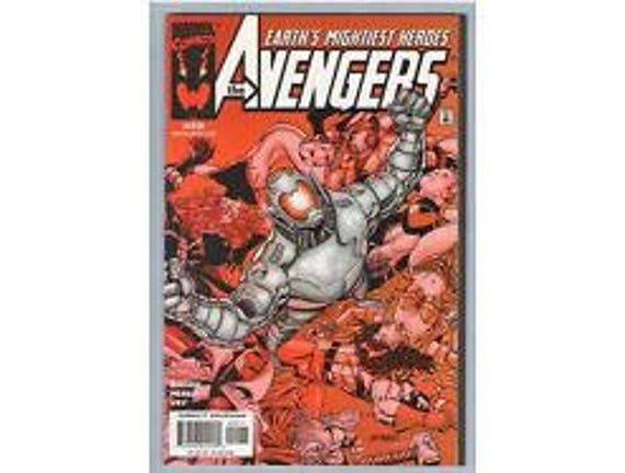 Avengers v3 22 Oct 1999 NM- (9.2)