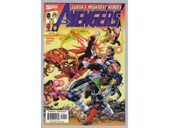 Avengers v3 33 Oct 2000 NM- (9.2)
