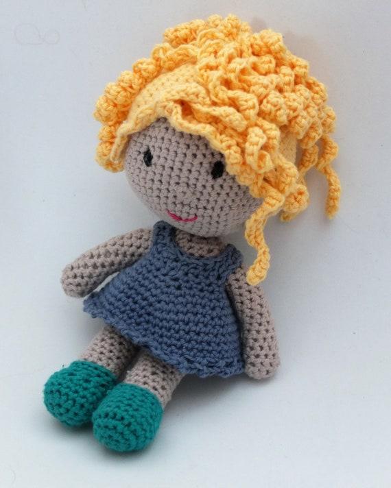 Amigurumi Doll Body Pattern, Crochet Mini Amigurumi Doll, Little ...   712x570