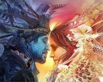 Twin flame psychic reading - psychic reading SAME DAY, soulmate reading, same day psychic reading