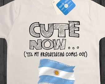 f8c98b65df0 Argentina toddler   Etsy