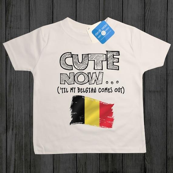 Amdesco Daddy Says Im Awesome Toddler Raglan Shirt