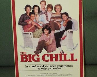 c29b7b59d6a7 The Big Chill on VHS Starring Tom Berenger Glenn Close Jeff Goldblum  William Hurt Kevin Kline Mary Kay Place Meg Tilly JoBeth Williams