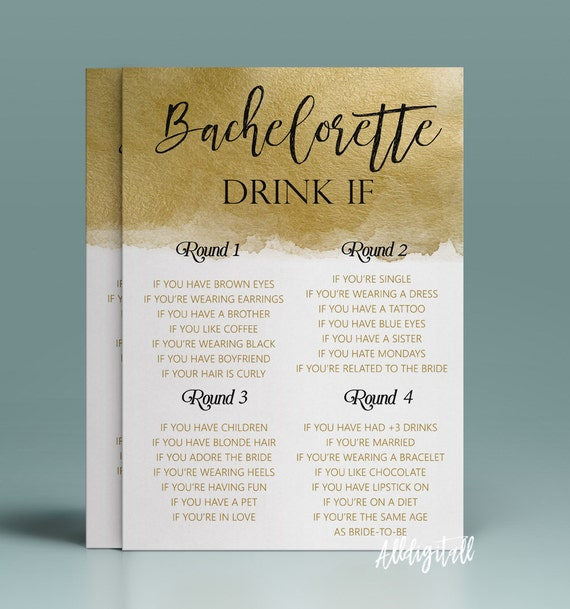 photograph regarding Printable Gold Foil identified as White and gold bachelorette match template printable gold foil activity immediate obtain bachelorette consume if consuming match hens get together golden