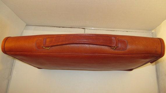 Coach Vintage Bonnie Cashin Pre-Creed Rust/Burnt … - image 5