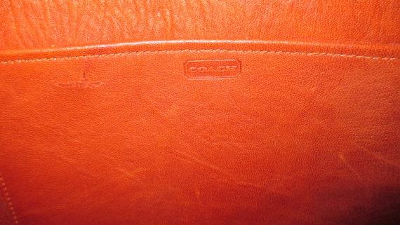 Coach Vintage Bonnie Cashin Pre-Creed Rust/Burnt … - image 4