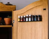 15ml Black Wall Rack, Essential Oil Shelf, Display, Essential Oil Holder, Essential Oil Storage, Essential Oil Bottle, MetalRacks