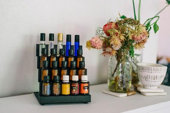 Kühlschrank Organizer Flaschen : Ätherisches Öl lagerung rack aufbewahrung regal organizer etsy