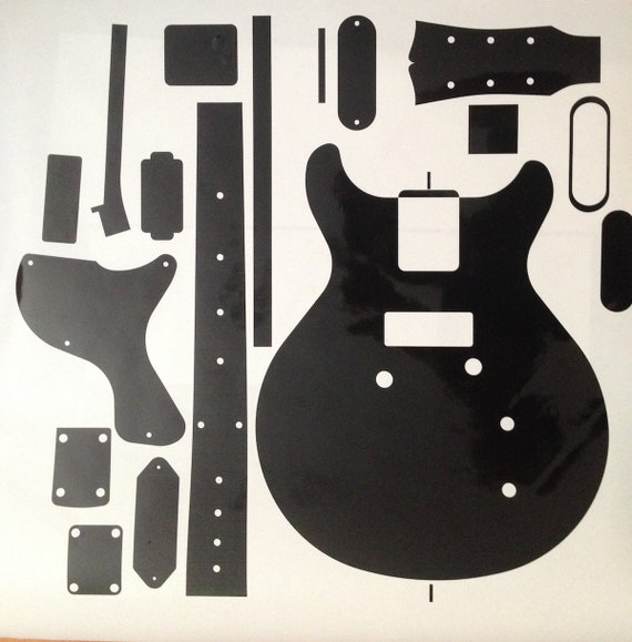 Classic Telecaster Complete Luthier Routing//Building Templates