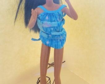 a943014ee8c1 Vintage Barbie Doll 1966 Polynesian