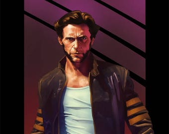 Logan Wolverine Poster