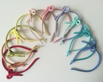 "Hairband ""Rainbow of Color"""