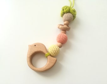 Little Bird Teething Toy