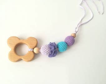 "Toy for teething ""butterfly"""