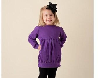Girls Bubble Sweatshirt - Monogram Sweatshirt - Valentines outfit - Christmas Outfit