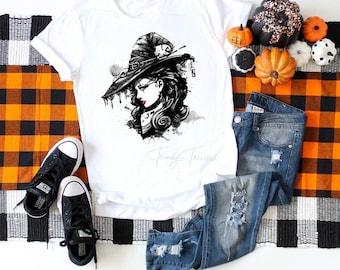 Good Witch - Bad Witch - Halloween - Ladies - Women T-shirt