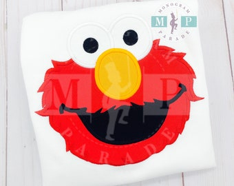Boys Elmo Shirt or bodysuit - Elmo - Sesame Street