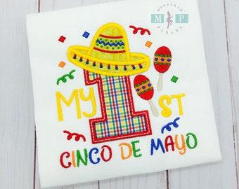 Boys cinco de mayo - 1st Cinco De Mayo - Mexican Festival - Sombreros - Cinco de mayo - Fiesta