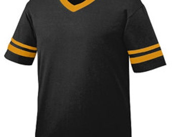 SALE! Girls Monogrammed Short Sleeve Spirit Shirt - Girls Football Tee - Girls Football Jersey  - SEC Football