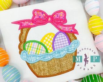 Girls Easter Shirt - Easter Egg - 1st Easter - Baby Easter - Easter Basket - Personalized