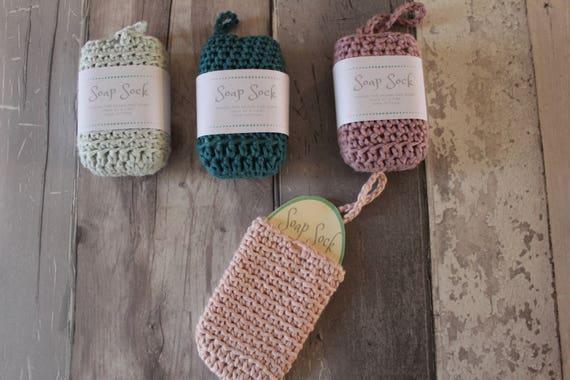 Soap Saver Crochet Pattern Soap Sock Crochet Pattern Crochet Etsy