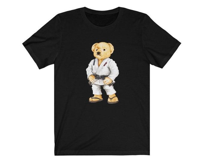 Jiu Jitsu Bear