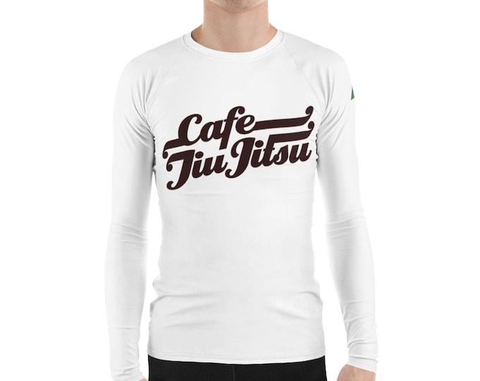 Men's Cafe Jiu Jitsu Rash Guard