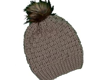 Crochet Hat Pattern, Crochet Basketweave Slouchy Hat, Crochet Beanie Pattern, Crochet Slouchy Pattern, Hat Pattern, Beanie Pattern, Boho Hat