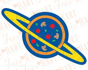 Toy Story Pizza Planet Party Poster Digital File Etsy