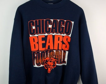 VTG Chicago Bears Starter Sweatshirt 42-44 Made in the USA 1991 Men s Large  NFL Football 583c5cfd3