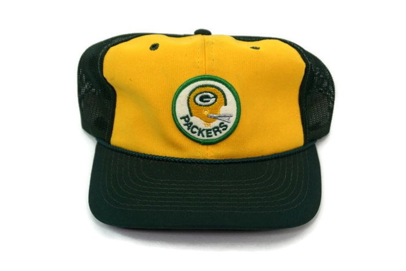 Vintage Sports Specialties NFL Green Bay Packers Snapback Hat image 0