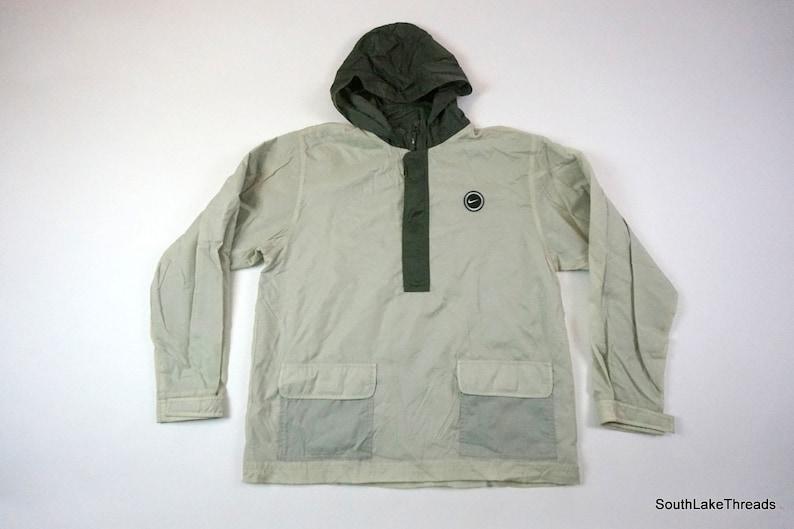 Vintage 90s Nike Boys Big Kids Lined Windbreaker Jacket 1/2 image 0
