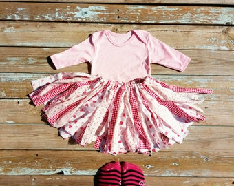 Baby Tutu Skirt, baby tutu 1st birthday, Strawberries and dots Skirt, Skirt, Baby Girl Skirt, Toddler Skirt, Strawberries Skirts, Tutu Skirt