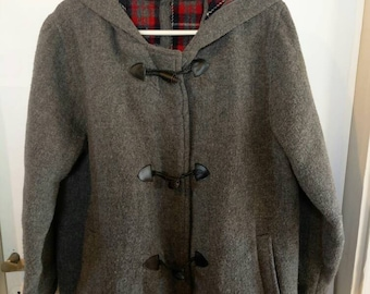 Gray Womens Jackets, Vintage Blazer, Vintage Jacket, Jackets, wool Jacket For Women 1960s, Women Blazer, 60s Fashion