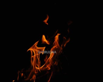 Fire Elemental Photo, Fire art, Fire Photography, Abstract art work, Wall art,  Burning fire print, prints, digital download,Photography