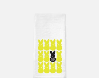 Eggstra Special Easter Tea Towel