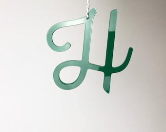 Monogram Ornament - Script