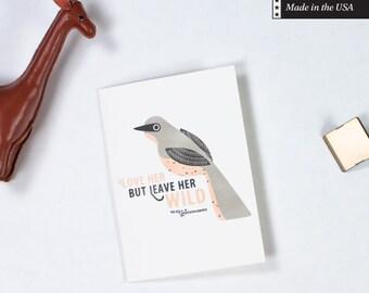 Mockingbird Card