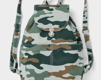Baggu Backpack - Camo