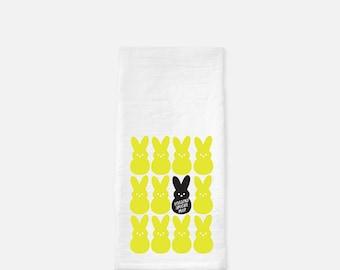 Eggstra Special Easter Tea Towel
