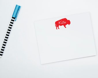 Personalized Note Cards - Mystic