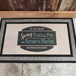 Custom Doormat with Full Color Image, Full Color, Business Logo Doormat, Household decor Doormat, Custom Door Mat, Halloween Gift
